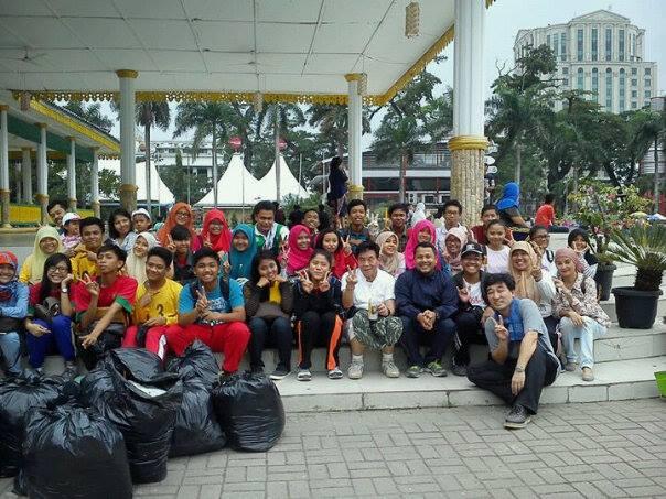 MOCのボランティアの写真